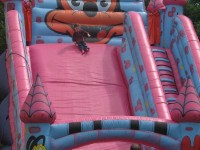 Bouncy Slides