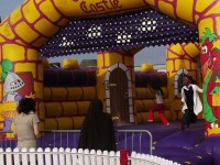 Bouncy Slide Camelot