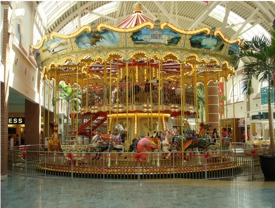 Gallopers Carousel