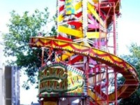Variety of Helter Skelter Slides