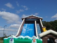 .GIANT Toboggan Slide